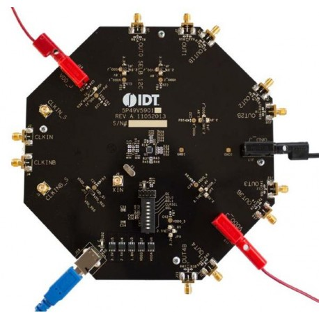EVKVC55901LPECL - IDT (Integrated Device Technology)