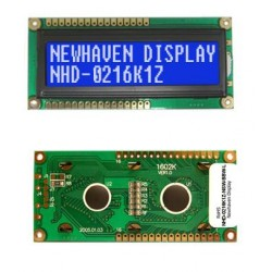 NHD-0216K1Z-NSW-BBW-L - Newhaven Display