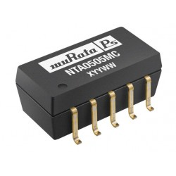 Isolated DC//DC Converters 3W 12Vin 9Vout 333mA Iso SIP