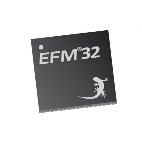 EFM32TG232F32-QFP64 - Silicon Laboratories