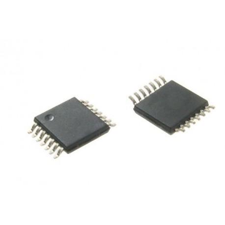 74LCX244TTR - STMicroelectronics