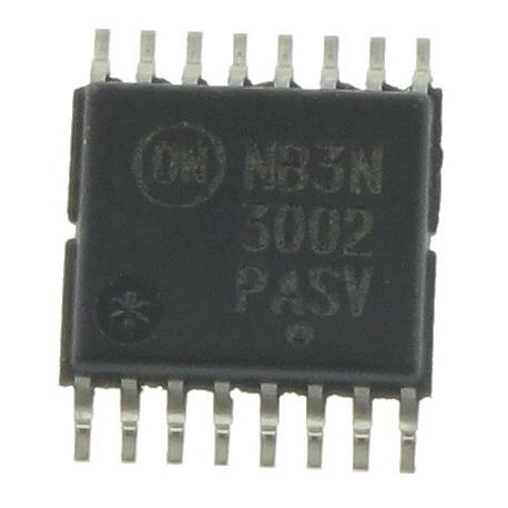 NB3N3002DTG - ON Semiconductor