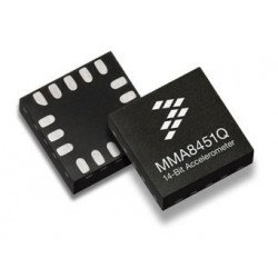 MMA8451QR1 - Freescale Semiconductor