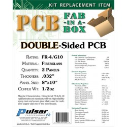 ".032"" DOUBLE-SIDED (50-1502) - Pulsar"