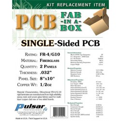 ".032"" SINGLE-SIDED (50-1501) - Pulsar"